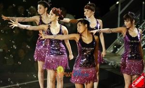 Wonder Girls perform Nobody