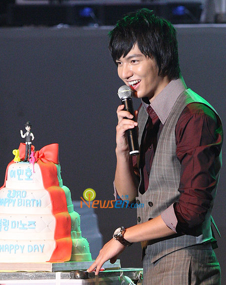 Happy Birthday, Lee Min Ho!