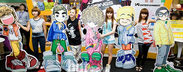 2NE1 BANGS