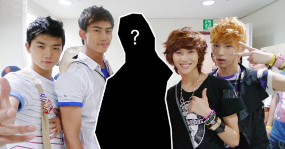 2PM SHINee