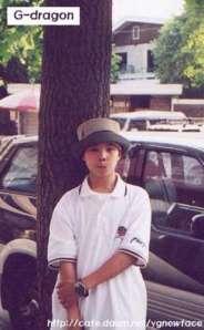 G Dragon young