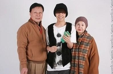 G Dragon parents