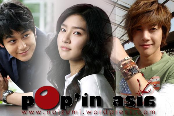 Kim Bum Kim So Eun Kim Hyun Joong