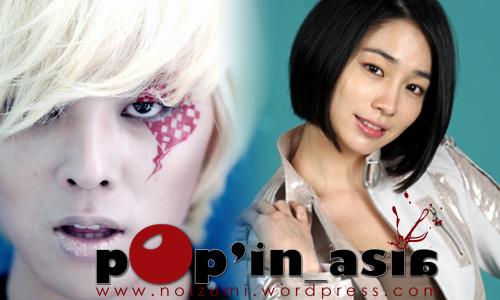 Lee Min Jung G Dragon