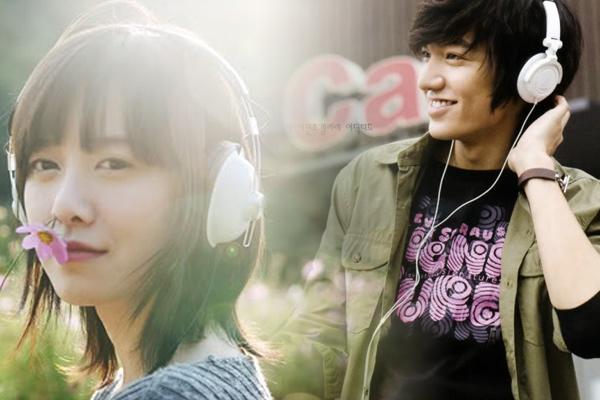 Goo Hye Sun Lee Min Ho