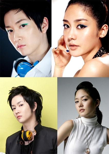 han yeon mirip sung yuri
