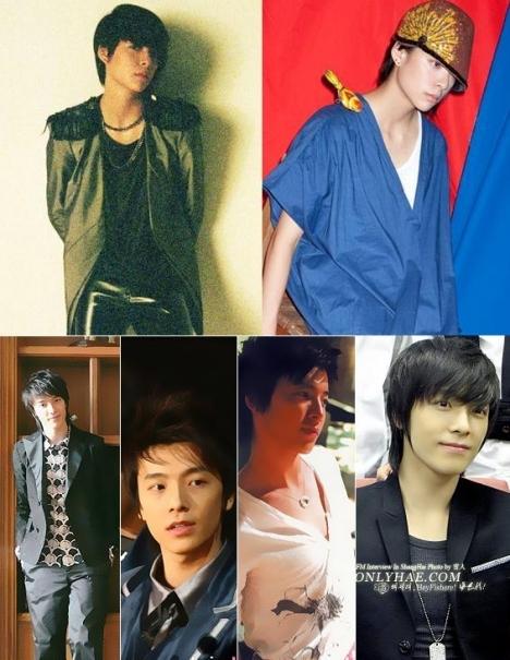Amber f(x) Donghae Super Junior
