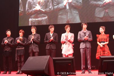 Boys over flowers fanmeeting Japan