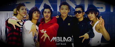 Rain MBLAQ