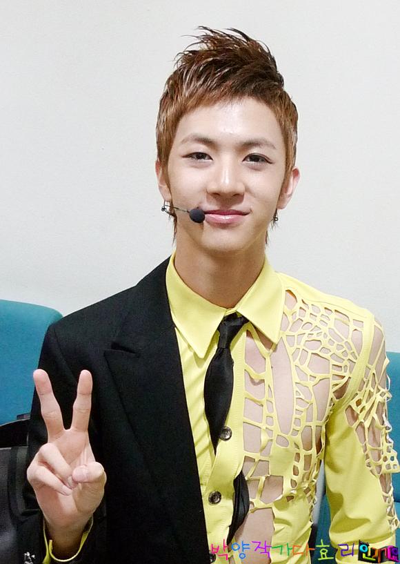 Park Sang Hyun ChunDoong