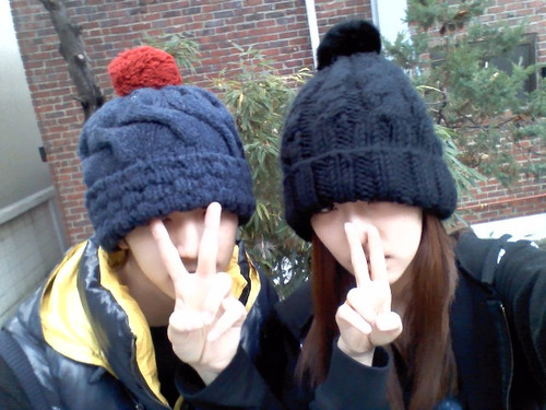 Dara Me2Day with Sang Hyun