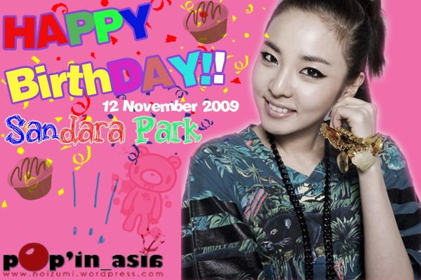 Dara Birthday