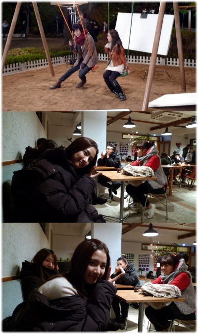 Kim So Eun Cyworld